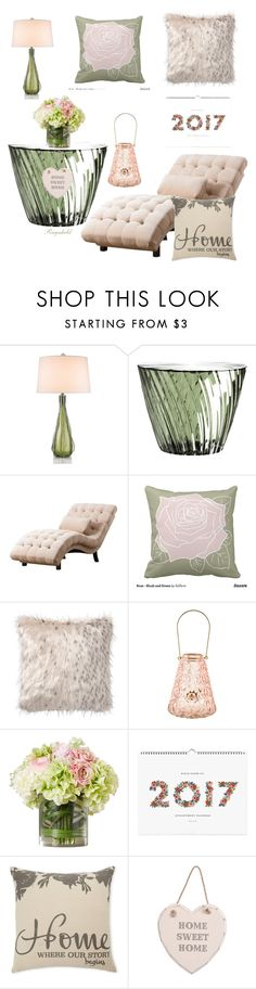 """""""Welcome Home 2017😀"""" by ragnh-mjos ❤ liked on Polyvore featuring interior, interiors, interior design, home, home decor, interior decorating, Zephyr, Kartell, Abbyson Living and PBteen"""