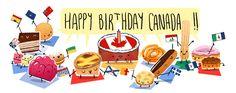 Happy Canada Day 2017 - 01/07/2017