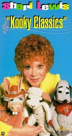 """LAMB CHOPS PLAY ALONG: Shari Lewis lives with Lamb Chop, Hush Puppy and Charlie Horse (all of which she performs as) and they get into all sorts of adventures, as well as Knock-Knock Joke segments, Teddy Bear Tales, even song and dance and to close it all, they sing, """"This is the song that never ends, yes it goes on and on my friend..."""""""