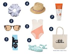 Monsieur Martin - Made in France - Scrunchie is back - Jimmy Fairly - Obaba - 1789Cala - BAIN - Méduse - Evoa - Cool and the bag
