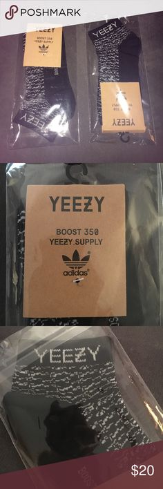 pirate black yeezy socks new with packaging yeezy socks inspired by the pirate black. Two pairs for 20.00 Yeezy Accessories Hosiery & Socks