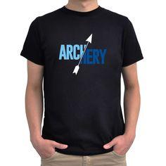 Archery cool design T-Shirt by Eddany on Etsy https://www.etsy.com/listing/237216595/archery-cool-design-t-shirt
