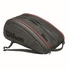 Wilson Federer DNA 12 Pack Tennis Bag | Wilson Tennis