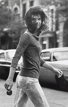 photo by Ron Galella. Jackie Onassis, New York. October 7, 1971