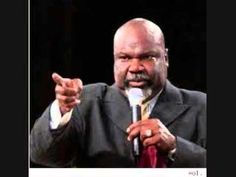"T.D. Jakes Preaching ""Dangerous Deliverance"" Most Powerful Sermon"