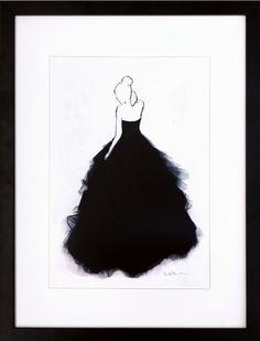 Image of Print # Belle - 250kr