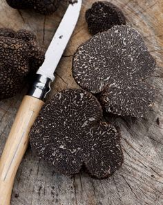Black Perigord: nutty and chocolate-y
