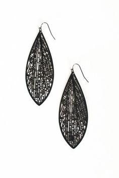 Don't Leaf Me Earrings online now!