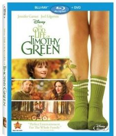 Disney's The Odd Life of Timothy Green Comes to DVD/Blu-Ray on December 4th.