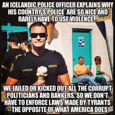 Iceland got rid of laws made by corrupt politicians Type 1, A Utopia, Thing 1, Explain Why, Faith In Humanity, Social Issues, Politicians, In This World, Fun Facts