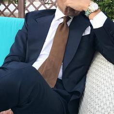 "1,748 Likes, 9 Comments - Daniele Zaccone (@danielre) on Instagram: ""Just Classic @violamilano #ties#grenadine#classic#navy#today"""