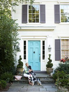 Best Colors for Front Doors