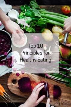 Celebrate #NutritionMonth this March with our top 10 tips to help balance your body!