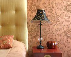 Kimono japonais Allover Wall pochoir pour par royaldesignstencils