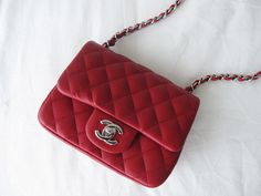 6168895da5aa pink horrorshow  Search results for chanel Chanel Bag Red