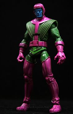 Marvel Legends Ares Series Kang // Pinned by: Marvelicious Toys - The Marvel Universe Toy & Collectibles Podcast [ m a r v e l i c i o u s t o y s . c o m ]