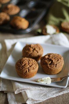 Sweet Potato Muffins (gluten free and naturally sweetened) - - - > www.theroastedroot.net