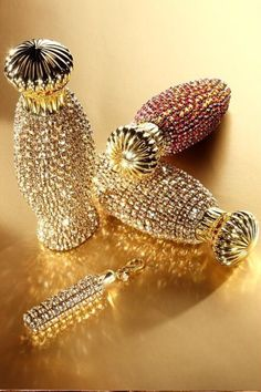 »✿❤Golden❤✿« Swarovski crystals