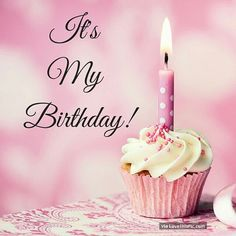 its my birthday pinterest | Its My Birthday Pictures, Photos, and Images for Facebook, Tumblr ...