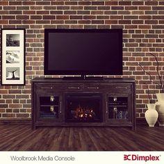 Dimplex Fireplace, Electric Fireplaces, Console, Roman Consul, Consoles