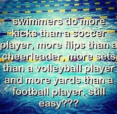 I think we swimmers win? :)