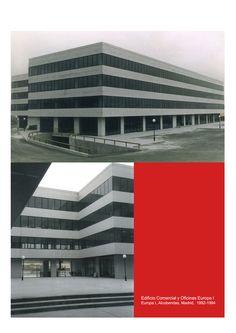 Edificio de Oficinas Europa I, 1992-1994