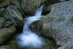 North Carolina waterfall of Hy 215 by © Morlaco