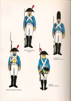 Irish in Spanish service Lead Soldiers, Toy Soldiers, Empire, Parade Rest, Spanish Projects, Confederate Flag, Army Uniform, Character Sheet, Napoleonic Wars