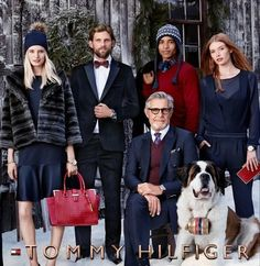 Tommy Hilfiger - Tommy Hilfiger Holiday 2014 Campaign