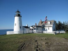A few years ago, every state in the country had to hand pick an image that would be engraved onto a special series of quarters. For the State of Maine, they chose the Pemaquid Lighthouse. If you have ever been there, you would understand why this location was chosen.