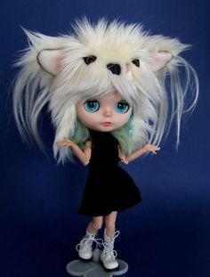 Coisas que Gosto: pinterest Hello Dolly, Big Eyes, Cute Dolls, Doll Face, Blythe Dolls, Creepy Dolls, Fairy Dolls, Beautiful Dolls, Fashion Dolls
