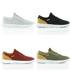 Get ready for summer with 4 new colorways of the super light and comfortable Supra Hammer Run #suprafootwear #hammerrun
