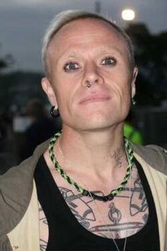 Keith Flint Drugs