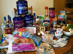 Gastric Bypass Post Surgery Pantry Essentials