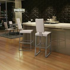 Modern Bar Chairs   Bar Stools #swivelchairs #barchair #modernchairs leather chairs, upholstered chairs, velvet chair  See more at http://modernchairs.eu