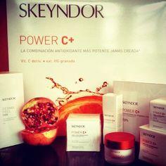 #skeyndor #newin #beautytreatment Juz są Wasze ukochane kosmetyki z serii PowerC oraz zabieg PowerC za jedyne 169 zł