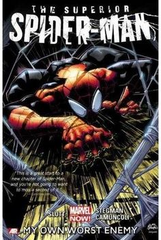 Superior Spider-man 1 : My Own Worst Enemy (Marvel Now) (Reprint) (Paperback) (Dan Slott)