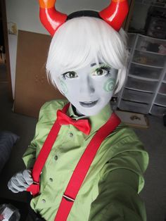 homestuck cosplay | Good Homestuck Cosplay - Imgur //ahhhhh cute aw Calliope