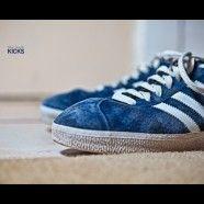 Blue Suede Kicks