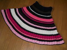 ブルガリアスカートすっごくかわいい!挑戦したい!