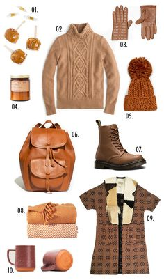 Caramel Dreamin' Wishlist