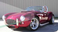 Shelby kit car (817) 439-8755 Enhance your classic car driving experience