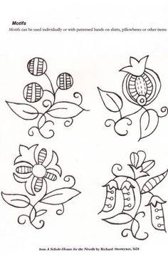 Blackwork-Renaissance-Machine-Embroidery-Designs- | eBay