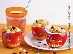 Une recette facile et amusante à réaliser avec vos enfants pour Halloween !