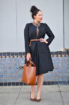 Платья для полных женщин: 20 идеальных фасонов