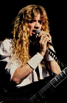 Dave Mustaine - Megadeth                                                       …