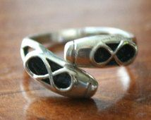 Ballet Shoes Ring- Ballerina Gift- Dance Jewelry- Recital Gift- Sterling Silver Adjustable Ring