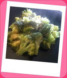 No gluten! Yes vegan!: Broccoletti saporiti al curry