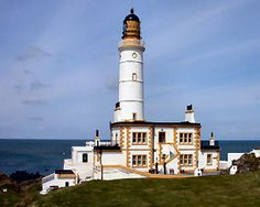 Corsewall Lighthouse Hotel on the western coast of Scotland is another place we spent just one night.  Great experience!