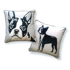 These pillows are quirky and cute